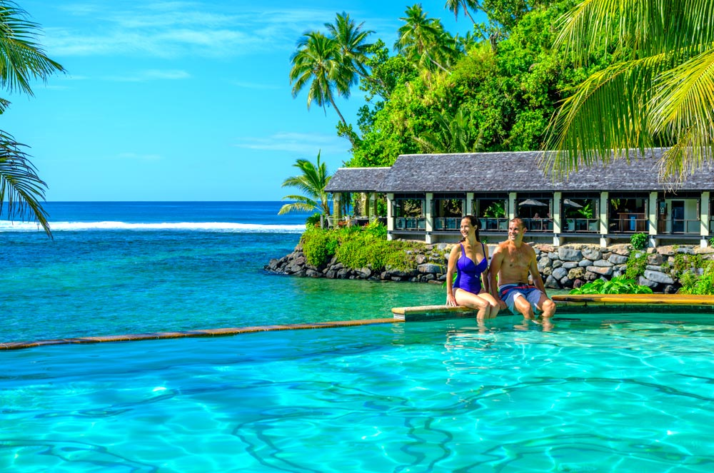 Seabreeze Resort Samoa Holiday Deal - Island Escapes Holidays