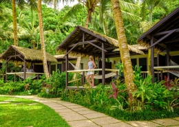 Seabreeze Resort, Samoa - Accommodation