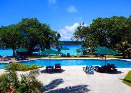 Bokissa Private Island Resort, Vanuatu - Resort Pool