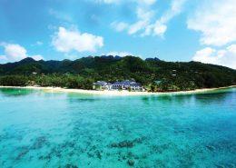 Muri Beach Club Hotel, Cook Islands - Aerial