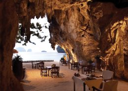 Rayavadee Krabi, Thailand - Dining In The Grotto