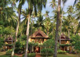 Rayavadee Krabi, Thailand - Resort Exterior