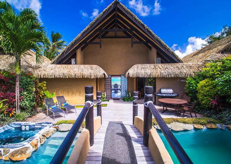 The Italian Villa Gallery Multi Award Winning Wedding: Rumours Luxury Villas & Spa Cook Islands
