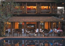 Tamarind Village Chiang Mai, Thailand - Dining