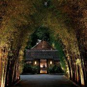 Tamarind Village Chiang Mai, Thailand - Entrance