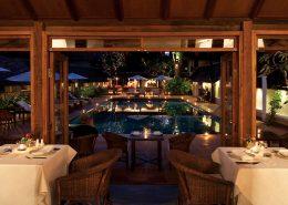 Tamarind Village Chiang Mai, Thailand - Pool & Restaurant