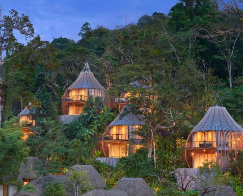 Keemala Phuket, Thailand - Tree Pool Houses