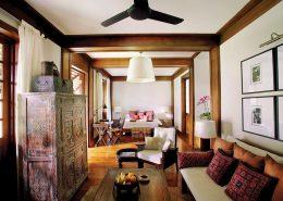 Tamarind Village Chiang Mai - Suite Interior