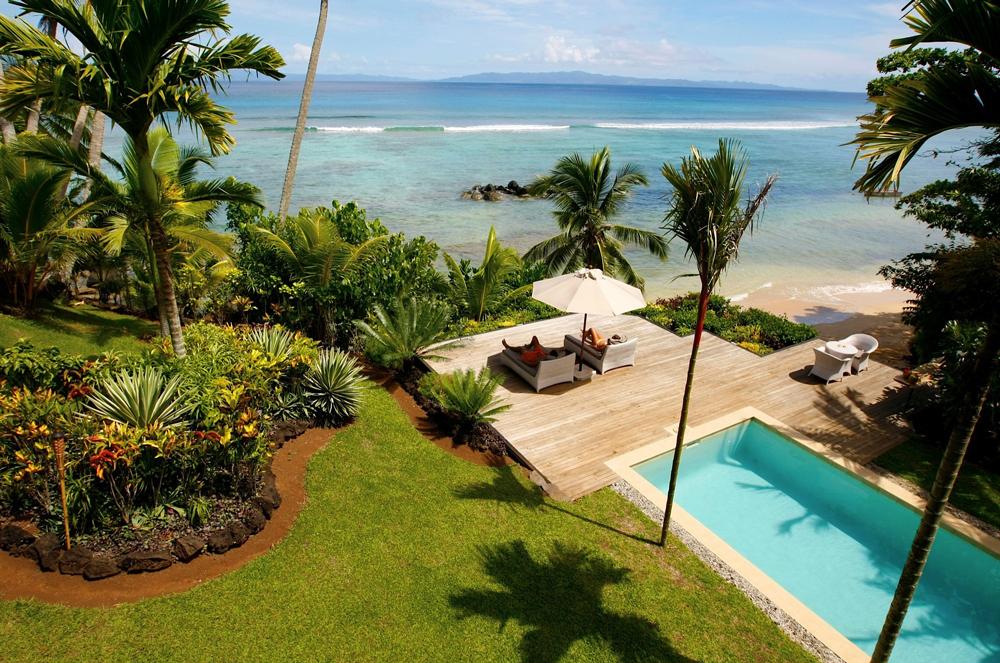 Taveuni Palms Luxury Villa Holiday Island Escapes Holidays
