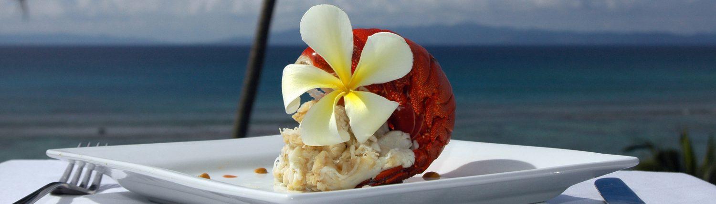 Taveuni Palms Resort Fiji - Dining