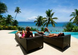 Taveuni Palms Resort Fiji - Horizon Spa Villa Pool