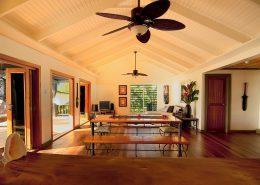 Taveuni Palms Resort Fiji - Villa Interior
