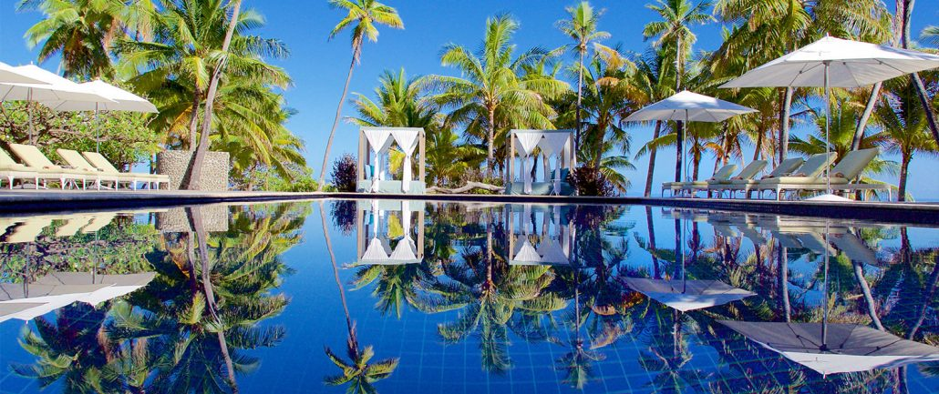Vomo Island Fiji - Pool