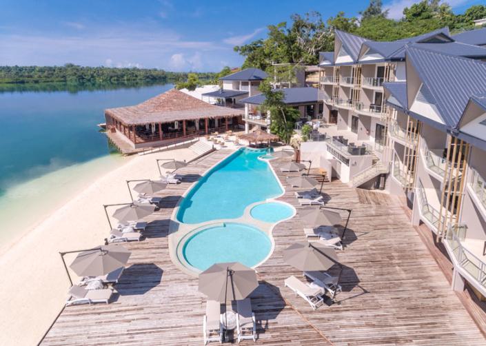 Ramada Resort Port Vila, Vanuatu - Resort Pool
