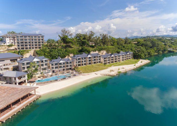 Ramada Resort, Vanuatu - Aerial View