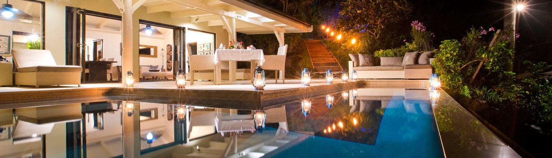 Taveuni Palms Resort Fiji - Villa Exterior