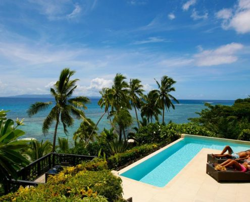 Taveuni Palms Resort Fiji - Horizon Spa Villa