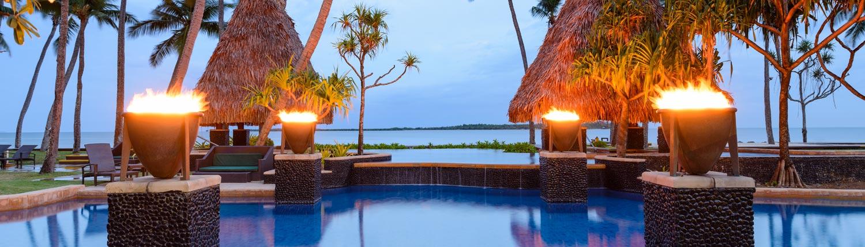 The Westin Denarau Island Resort - Swimming pool with a view