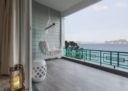 Cape Kudu Hotel Yao Noi - Deluxe Room Balcony