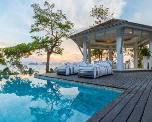 Cape Kudu Hotel Yao Noi - Pool
