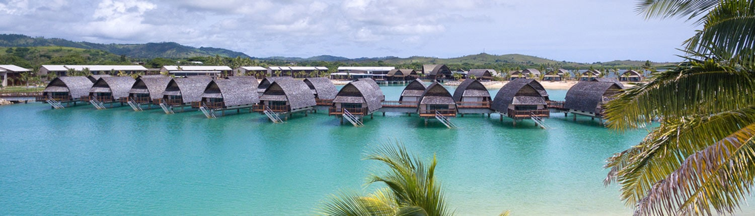 Fiji Marriott Resort Momi Bay - Overwater Bures