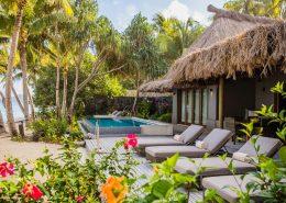 Kokomo Private Island Fiji - Beachfront Villa Exterior