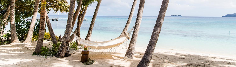 Kokomo Private Island Fiji - Beach Relaxation