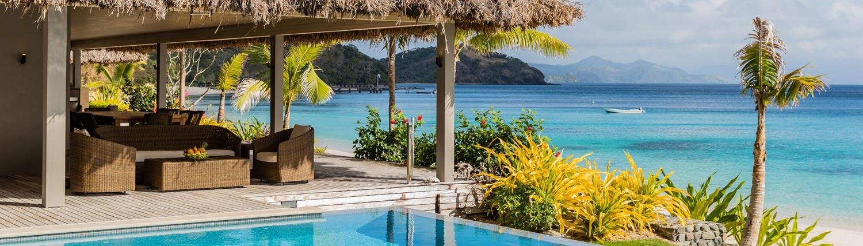 Kokomo Private Island Fiji - Residence Exterior