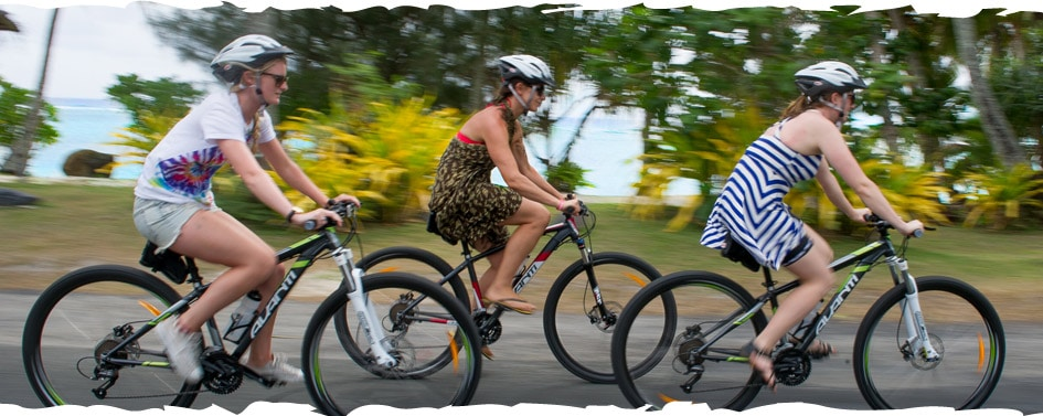 Storytellers Eco Cycle Tours - Cook Islands