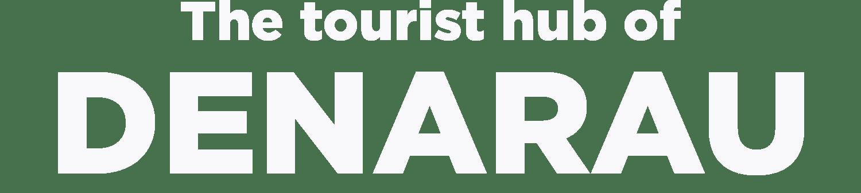 The Tourist Hub of Denarau, Fiji.