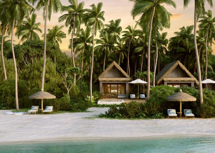 Six Senses Fiji - Beachfront Pool Villa