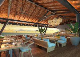 Six Senses Fiji - Tovolea Restaurant