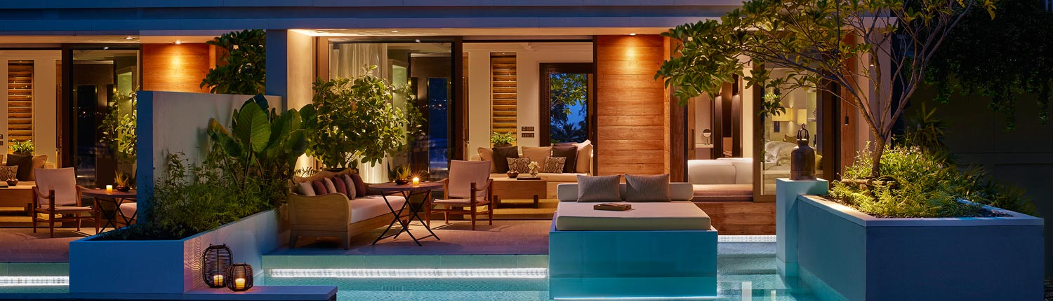 Rosewood Phuket, Thailand - Room Exterior