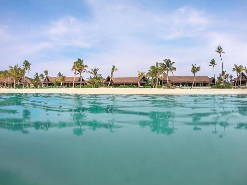 Beachfront Pool Residence - Six Senses Fiji