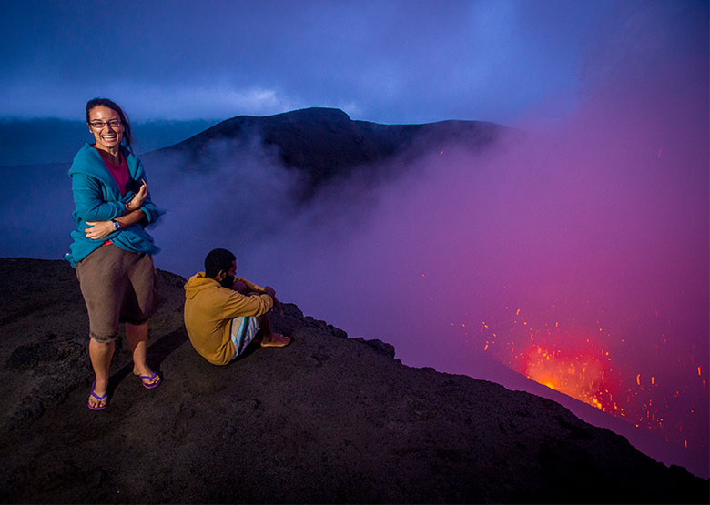 Mt Yasur Volcano - Vanuatu - David Kirkland Photography