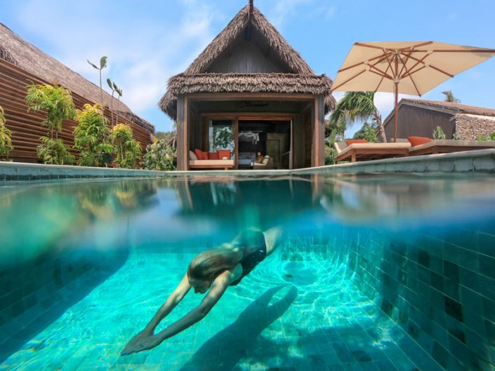 Pool Villa - Six Senses Fiji