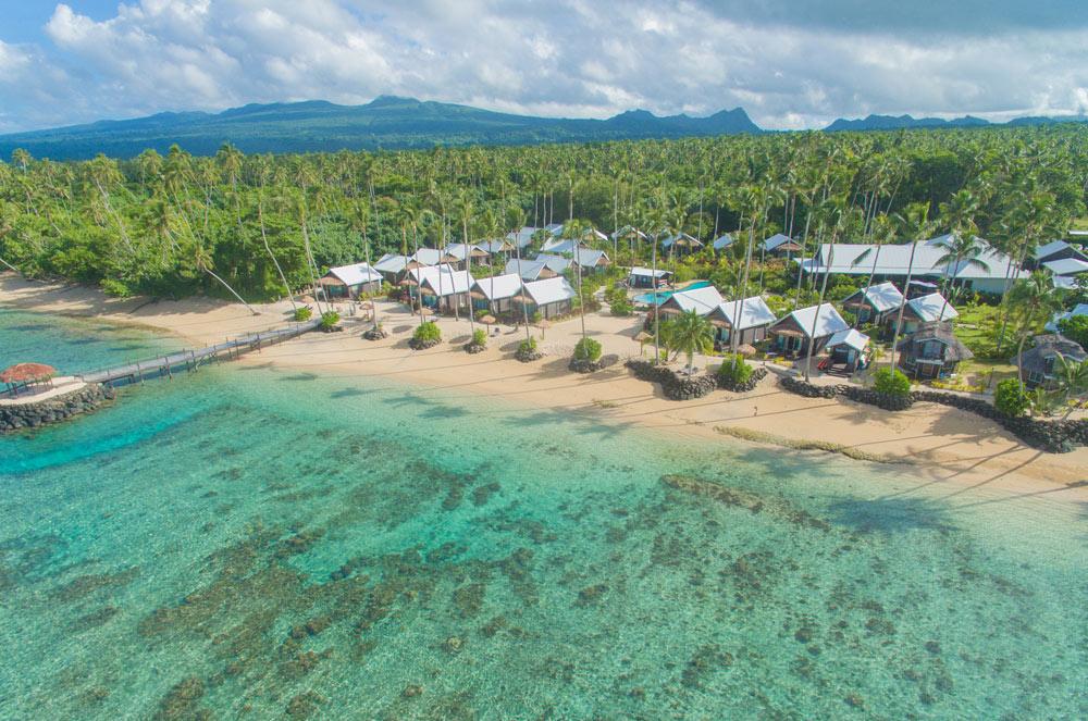 Saletoga Sands Resort Amp Spa Samo Holiday Package Island