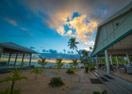 Saletoga Sands Resort & Spa, Samoa - Restaurant
