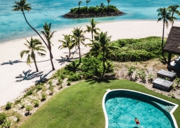 Six Senses Fiji - 4 Bedroom Beachfront Pool Residence