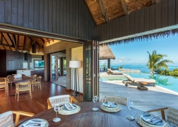 Six Senses Fiji - 4 Bedroom Ocean View Pool Residence