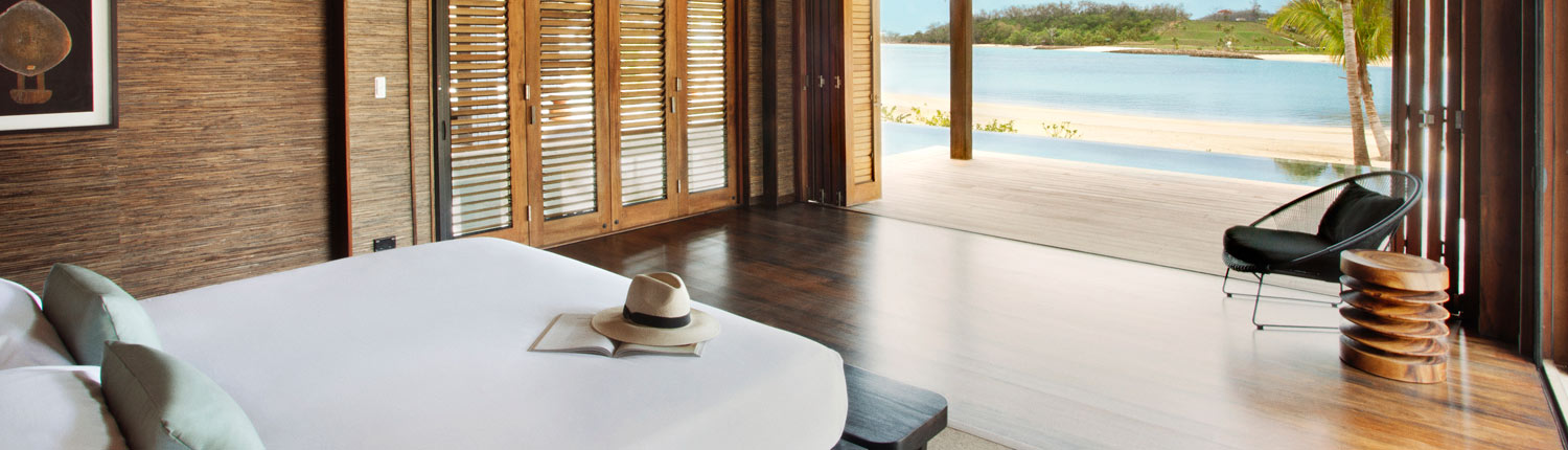 Six Senses Fiji - Beachfront Pool Residence