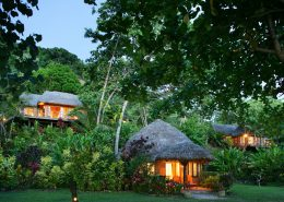 Matangi Private Island Resort, Fiji - Accommodation