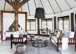 Matangi Private Island Resort, Fiji - Room Interior