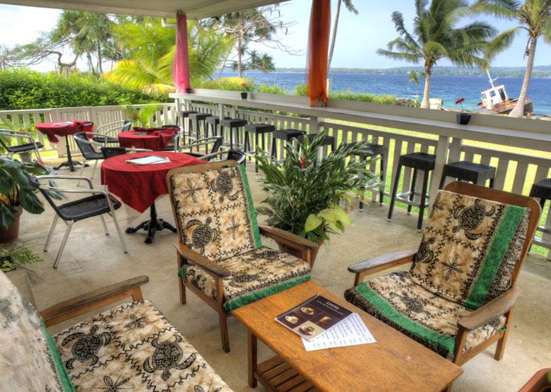 Aore Art Cafe - Santo - Vanuatu