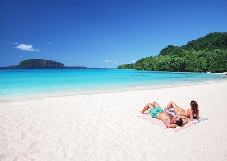 Champagne Beach - Santo - Vanuatu