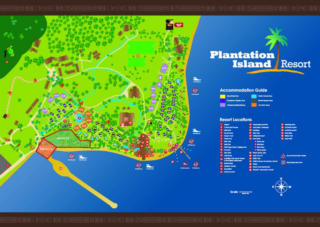 Plantation Island Refurbishment 2018 Island Escapes Holidays