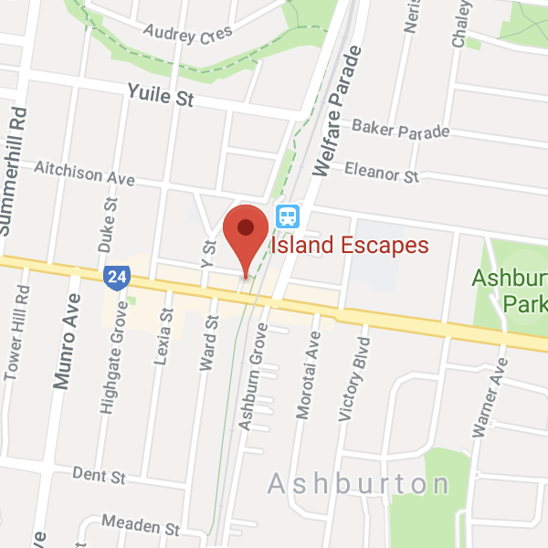 Island Escapes 4/283 High St ASHBURTON VIC 3147 AUSTRALIA