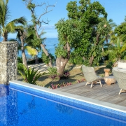 The BeacHouse Vomo - Pool To Ocean View - Luxury Fiji Holiday Home