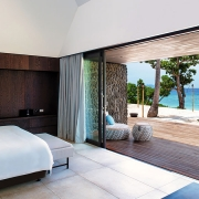 The Palms Vomo - Master Bedroom - Fiji Luxury Holiday Homes