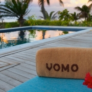 The Royal - Vomo - Pool to Ocean View - Luxury Fiji Holiday Home
